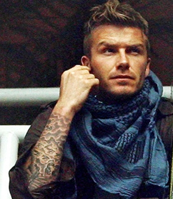 David Beckham Tattoo Roses - : VICTORIA BECKHAM, formerly Posh Spice of the. Posted in David Beckham: Becks#39; New Tattoo beckham tattoo